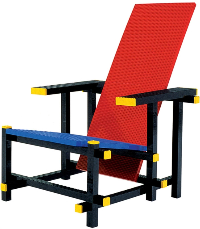 CT Auction Has De Stijl