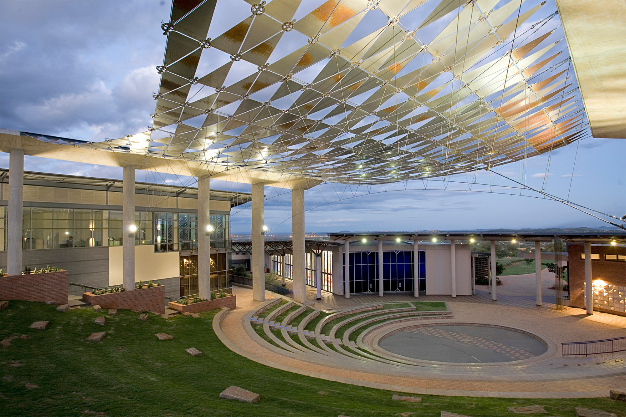 Winning sa school architecture visi for Award winning architects