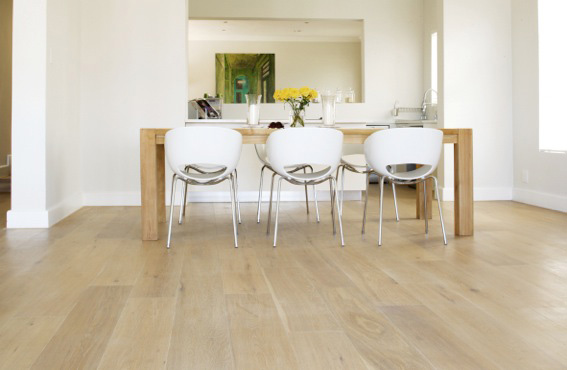 The Barefoot Basics Of Wooden Floors Visi