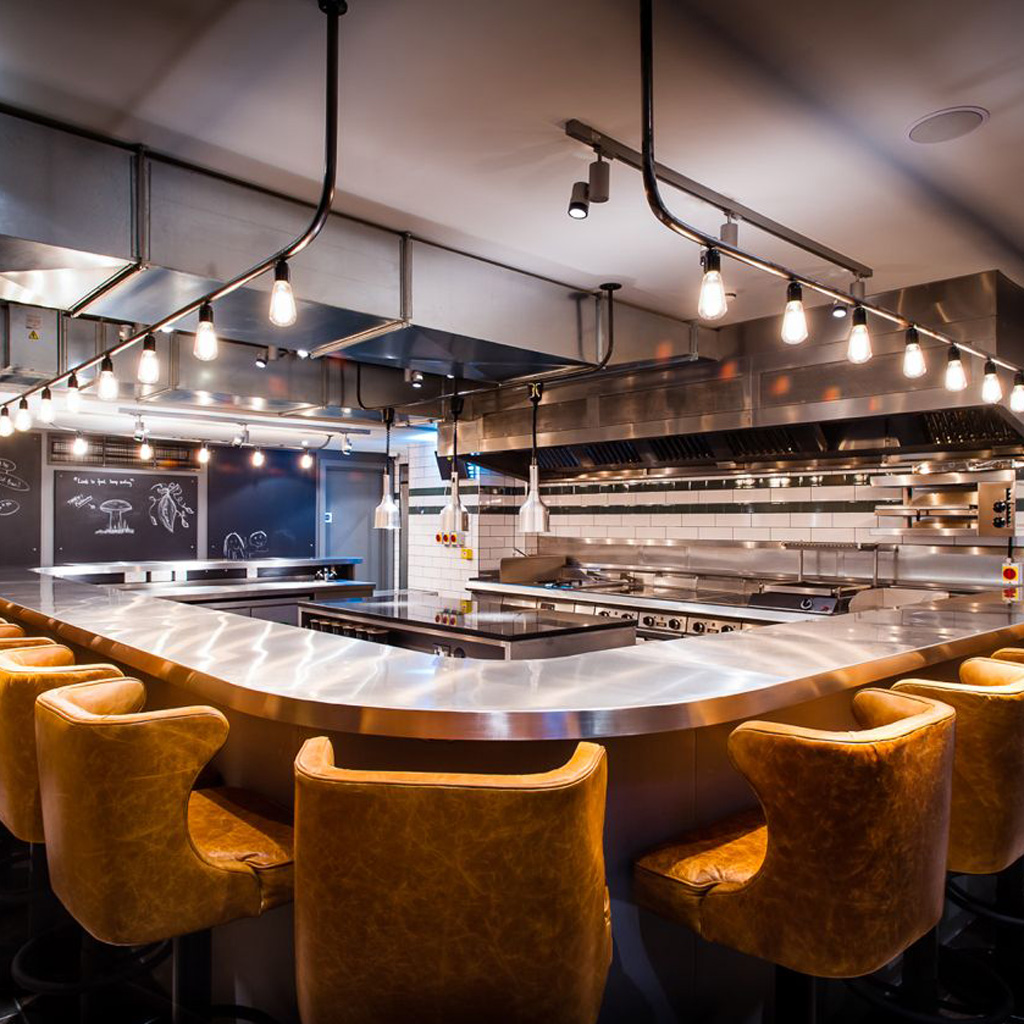 Top 27 Restaurant And Bar Designs 2013
