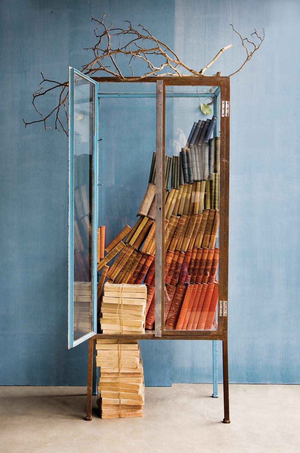 Co colour coordinated bookshelf - Co Colour Coordinated Bookshelf 35