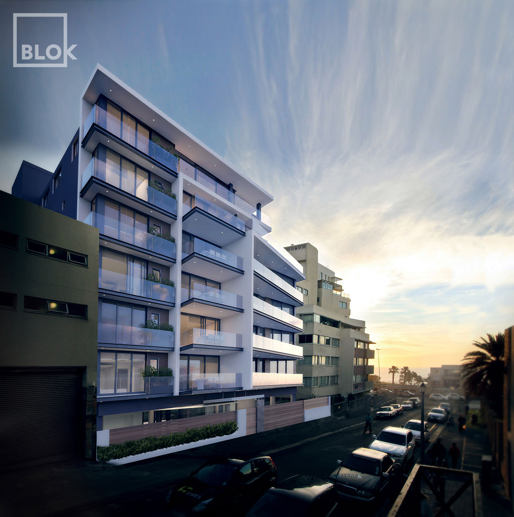 Apartment Block: New Apartment Block Coming To Sea Point