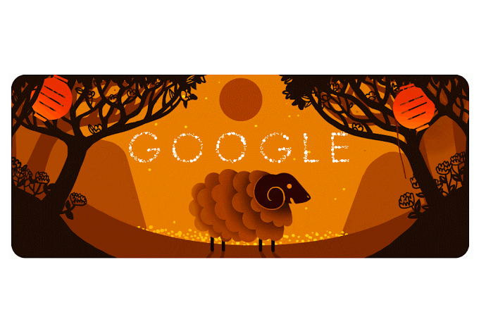 chinese new year 2015 google doodle - Chinese New Year Images 2015