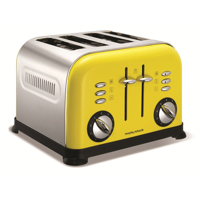12 Top Toasters Visi