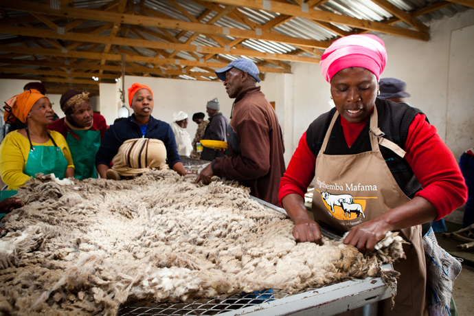 Wool Week Cape Town 2015 - Visi