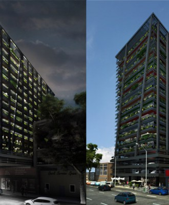 David Adjaye's Plans for Maboneng Building
