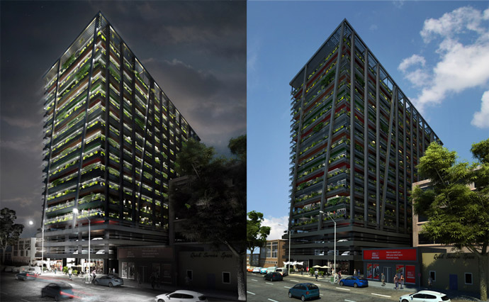 David Adjaye's Plans for Maboneng Building