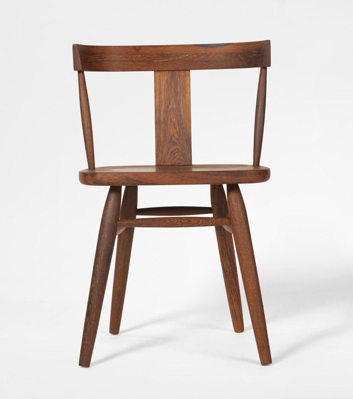 Maun Dining Chair with Patty Johnson