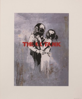 Buy a Banksy In Braamfontein
