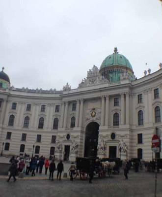 Travel Diary: Atang Tshikare Does Vienna