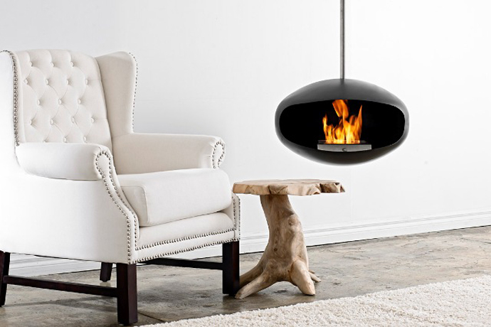 10 Bio Ethanol Fireplaces For Winter Visi