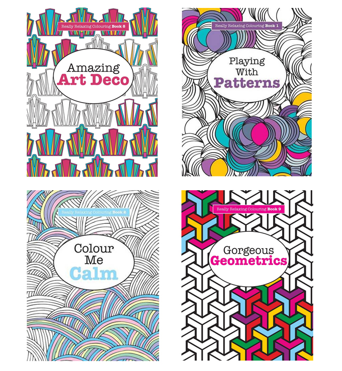 10 Of The Best Colouring In Books For Adults - Visi