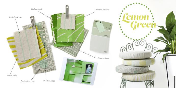 DIGGI DOT colourboard_Lemon-Green