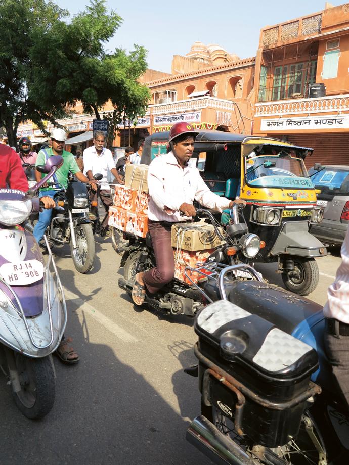 Jaipur-impressions---Traffic10