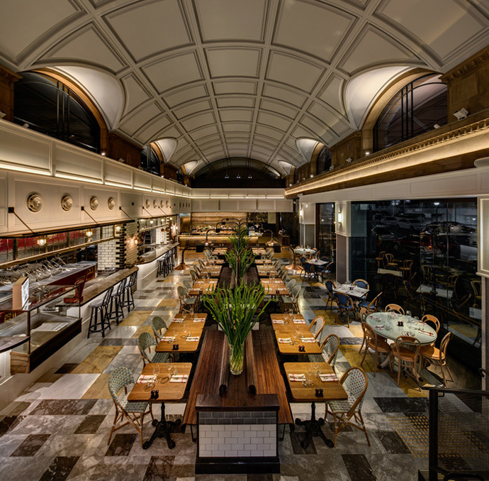 Design: 23 Of The Most Stylish Restaurants In The World