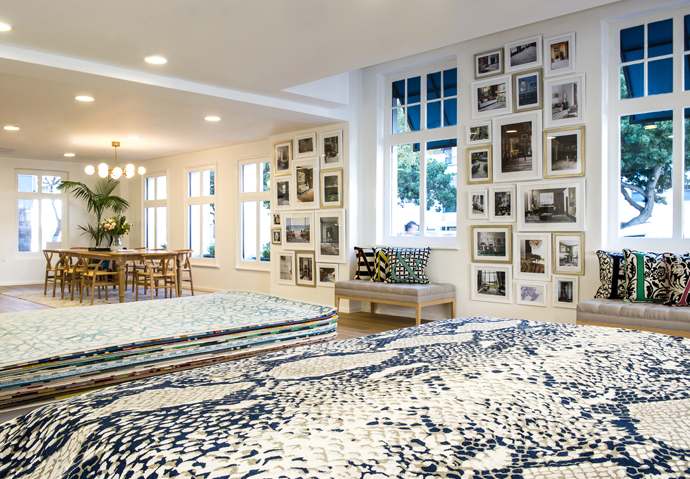 The Rug Company Showroom Visi