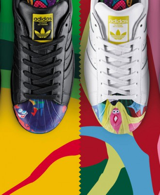 adidas Originals X Pharrell Williams: The Supershell Collections