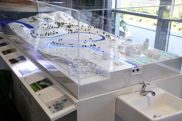 Journey of Water Educational Installation in partnership with WWF SA and Sanlam