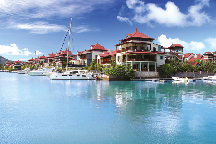 Luxury retreat eden island in the seychelles visi - Eden island hotel seychelles ...