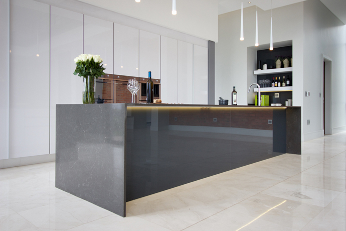 Finalists: Caesarstone Kitchen of the Year 2015 - Visi