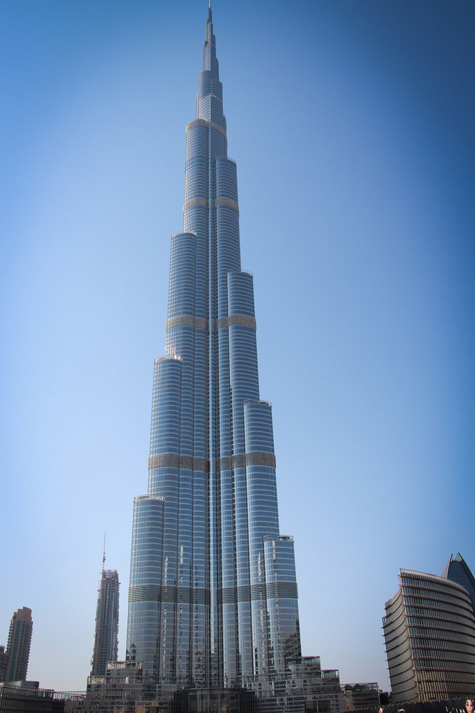 Present and future skyscrapers the world s 10 tallest Dubai buildings