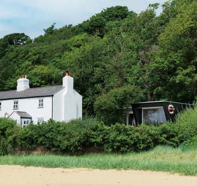 George Clarke's Amazing Spaces: Shore Cottage Studio