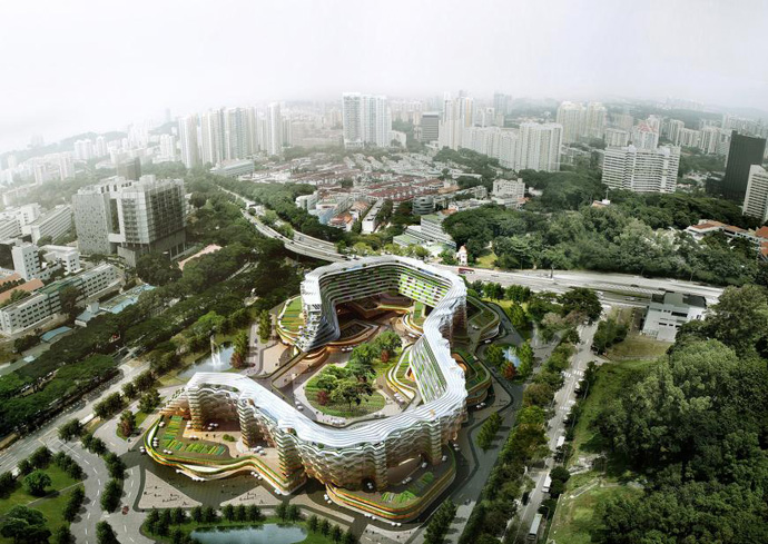 Experimental: Home Farm, Singapore (SPARK)