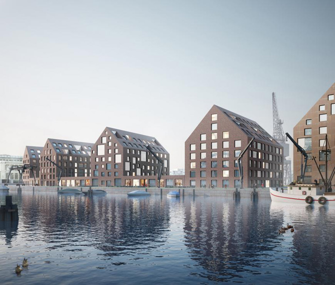 Masterplanning: Kaliningrad Development Concept, Russia (Studio 44 Architects)