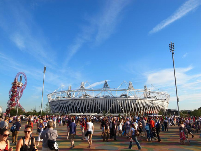 Leisure-Led Development: Olympic Stadium Transformation, UK (Populous)
