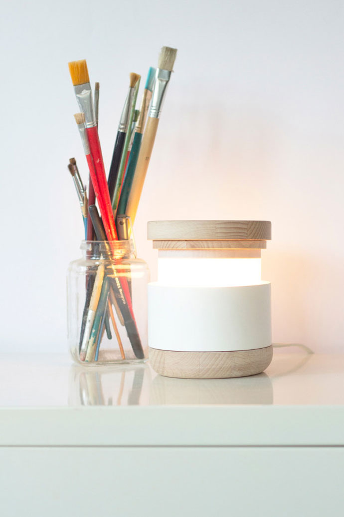 Abre Lamp by Carlos Jiménez