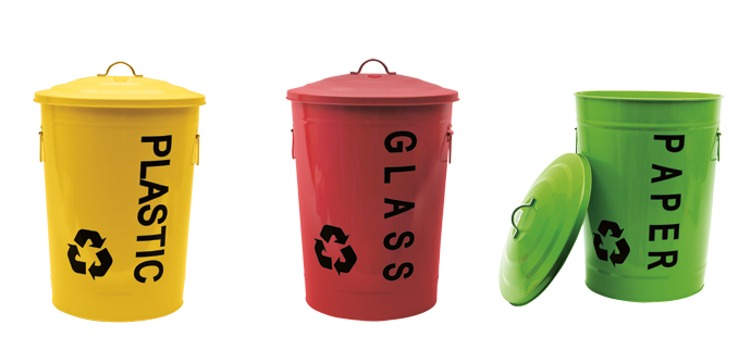 Lovely Kitchen Accessories: 5 Recycling Bins. Mr Price Home
