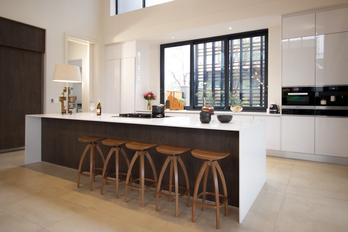 Caesarstone s kitchen of the year 2015 visi for Kitchen designs south africa