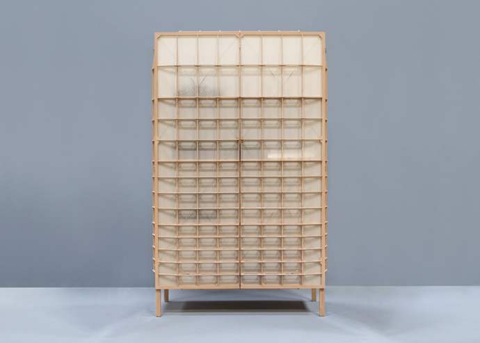 Mieke Meijer's Airframe 01 Cabinet