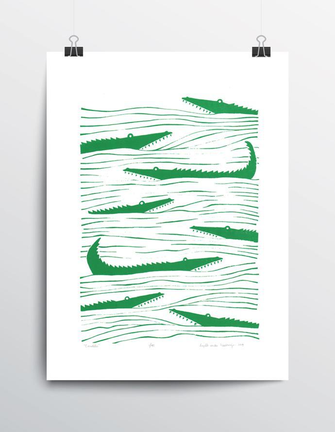 Crocodiles-Green-unframed_7f6b0133-a27e-4dad-9df5-8932786b38dc