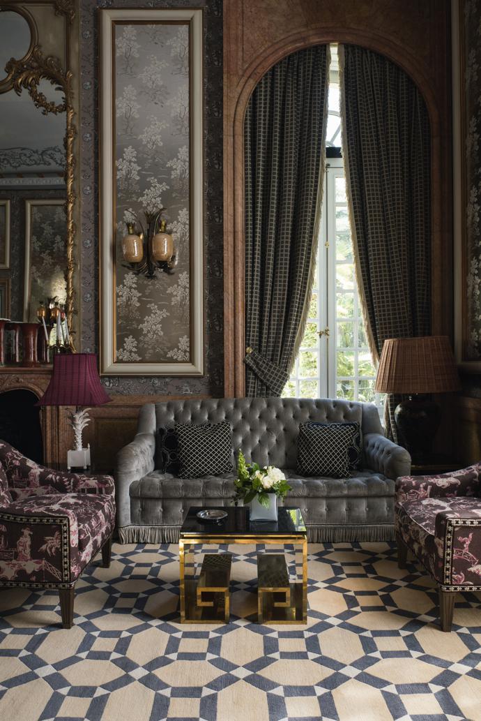 lorenzo castillo for the rug company visi. Black Bedroom Furniture Sets. Home Design Ideas