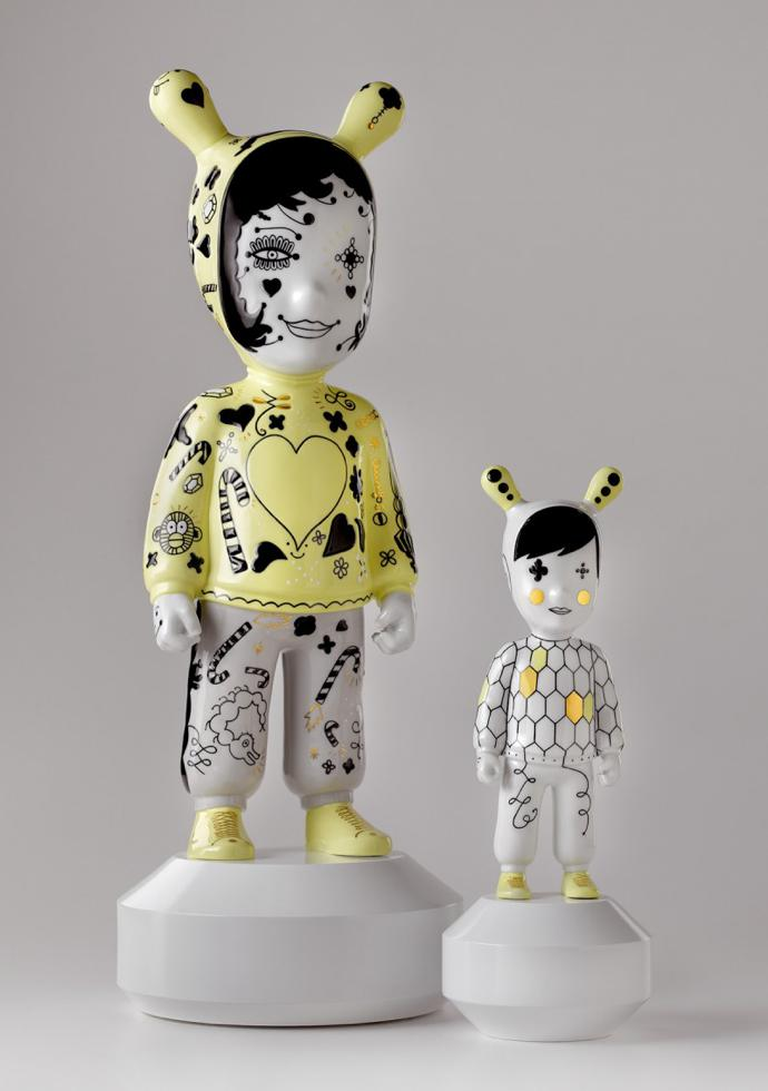 The Guest by Jaime Hayon for Lladro Atelier