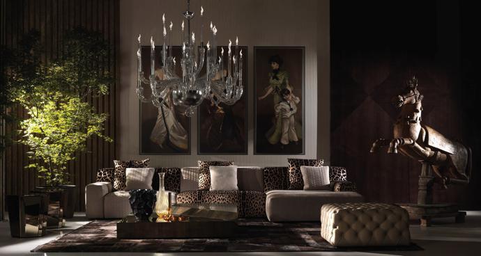 Roberto Cavalli Home Interiors 2016 - Visi