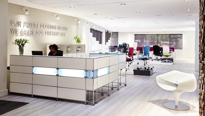 dauphin humandesign group s new showroom visi
