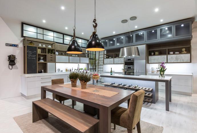 made to order kitchens: the kitchen studio - visi