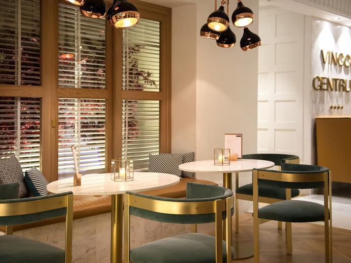 Interiors: Hotel Vincci Centrum - Visi