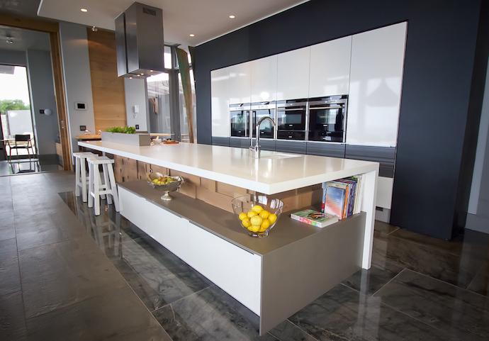 Caesarstone kitchen of the year finalists visi for Kitchen designs kzn