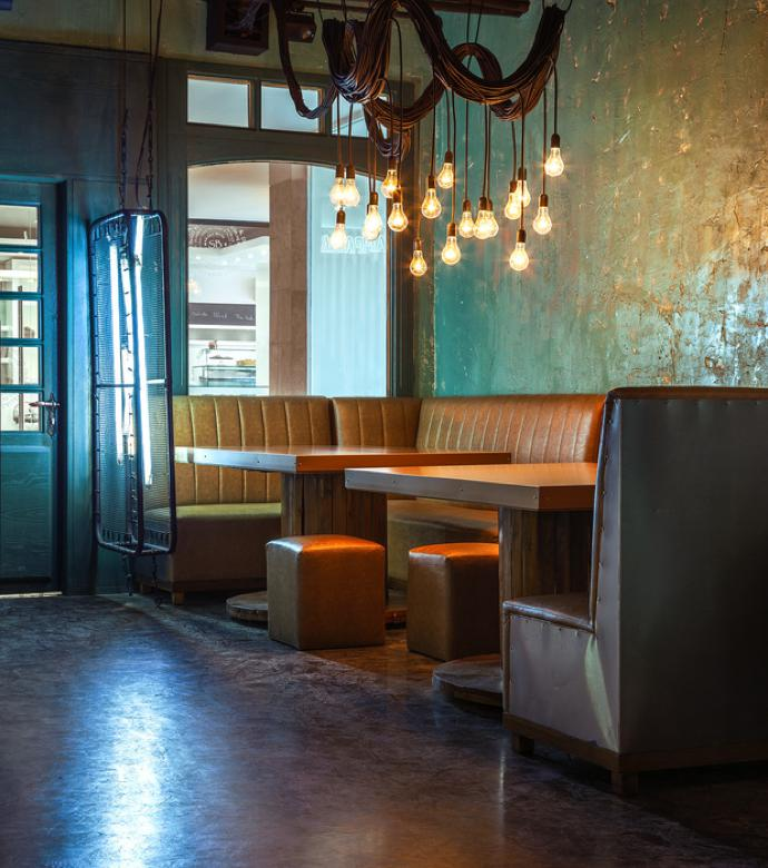 Winners restaurant bar design awards visi