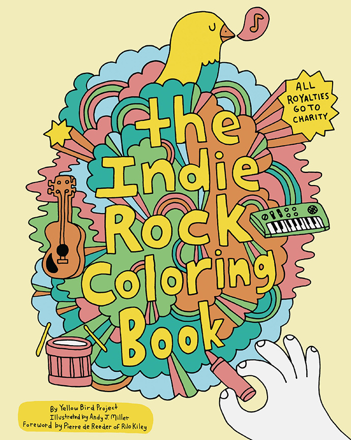 10 More Of The Best Colouring Books For Adults - Visi