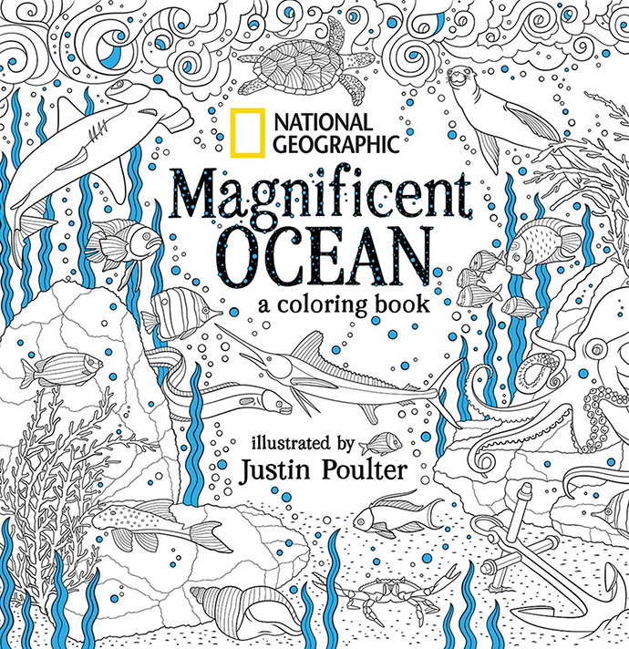 geographic coloring pages - 10 more of the best colouring books for adults visi