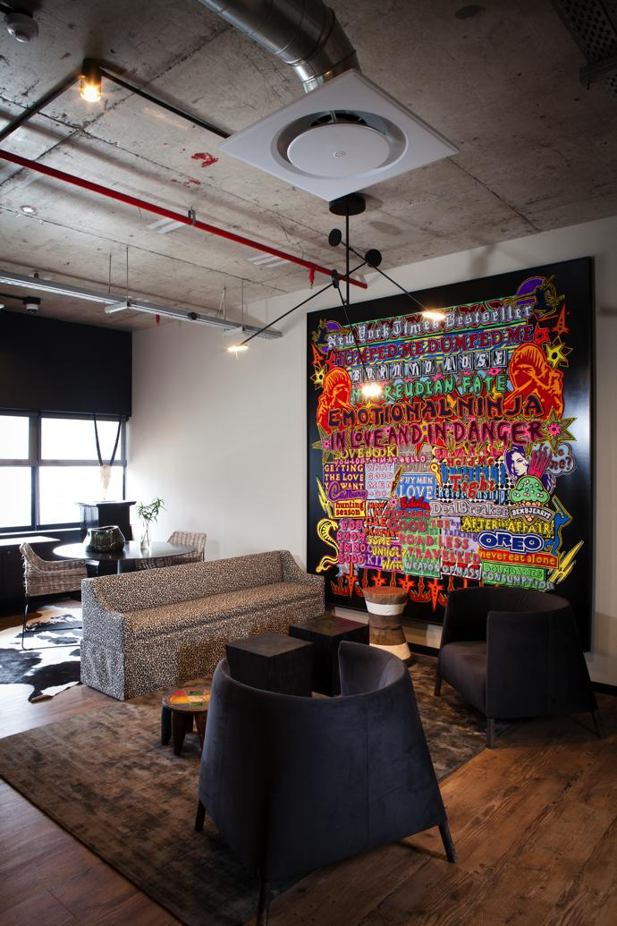 Trendy Cape Town Office Space Visi