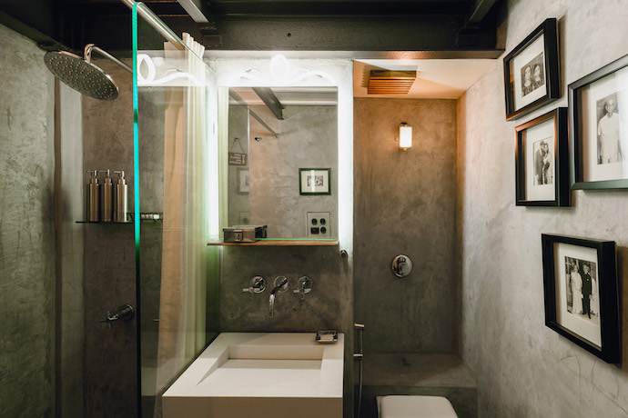 Bathroom abode