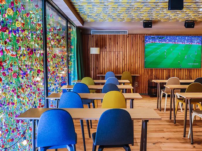 Lionel messi 39 s restaurant bellavista del jard n del norte for Bellavista jardin del norte