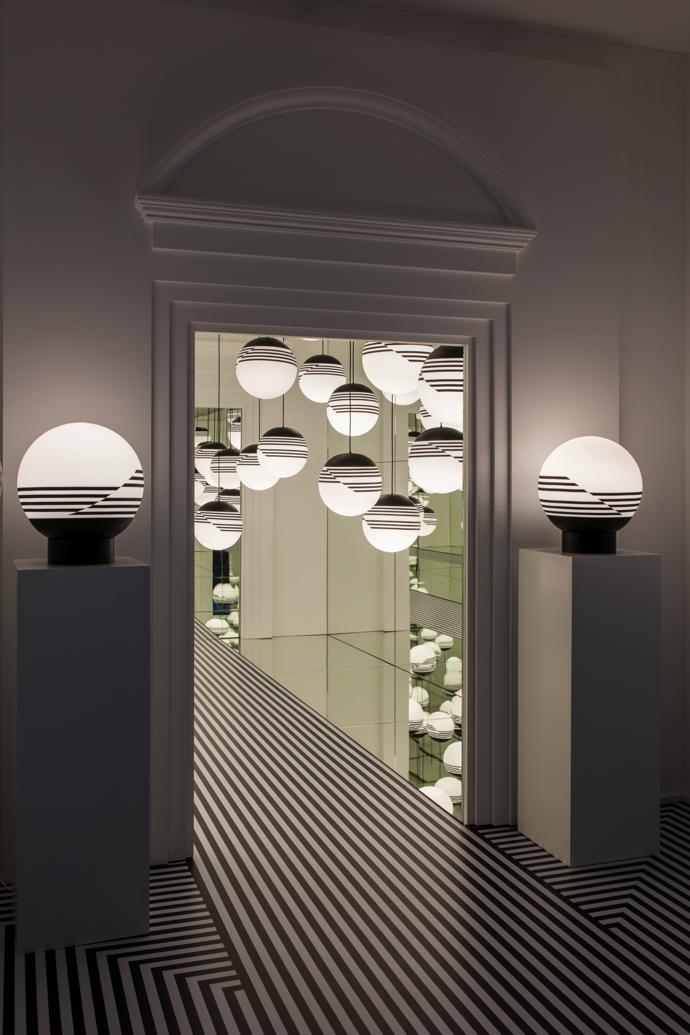 Lee Broom Opticality for LDF 2016 photo credit Luke Hayes 4
