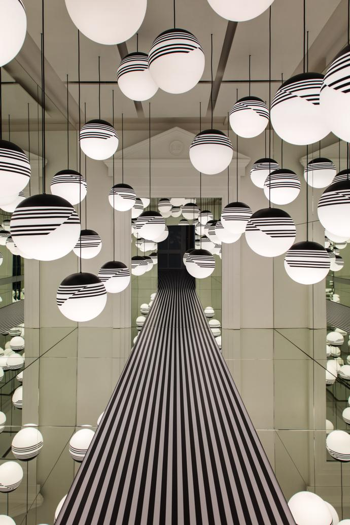 Lee Broom Opticality for LDF 2016 photo credit Luke Hayes 5