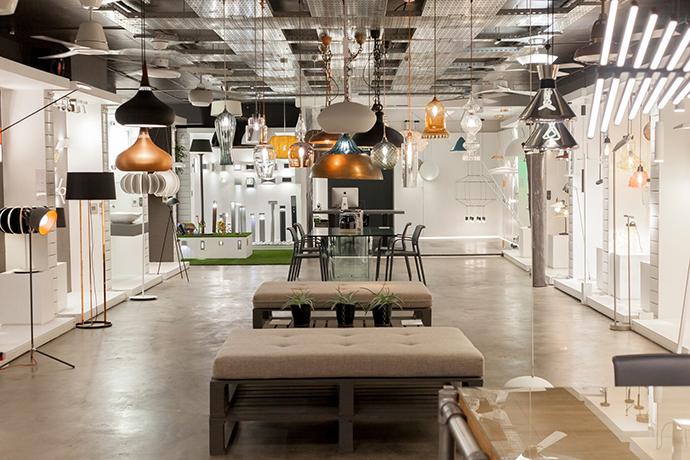 Streamlight: New Lighting Showroom Comes To Kramerville